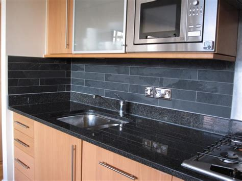 slate tiles  kitchen wall hawk haven