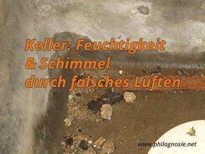 Keller Feuchtigkeit Messen by Schimmel Im Keller Feuchtigkeit Durch Falsches L 252 Ften