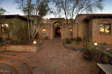 beautiful adobe home on download download southwest stone 17 best images about tucson territorial on pinterest