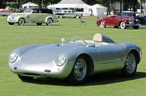 1957 Porsche 550a Rs Spyder Conceptcarz Com