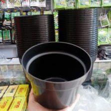 Pot Gantung Mawar 01 pot bunga vanda 850 merah bata bibitbunga