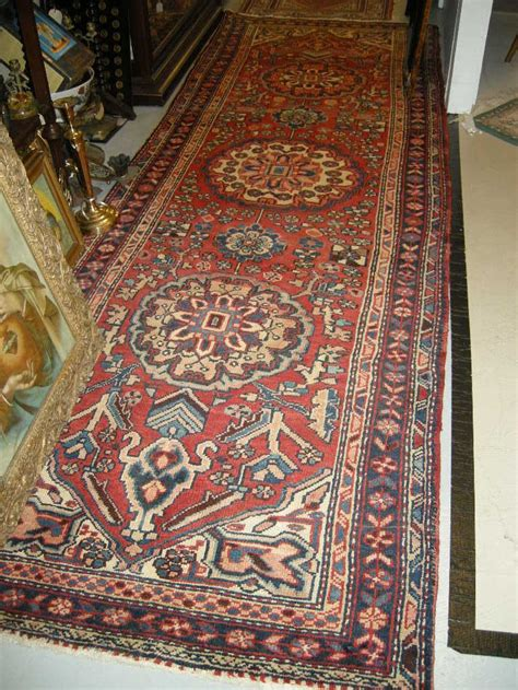 Oriental Rug Runners Persian by Serape Style Old Heriz Persian Oriental Rug Runner Carpet