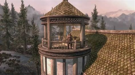 Build The Dragonborn's Dream House And Raise A Family In