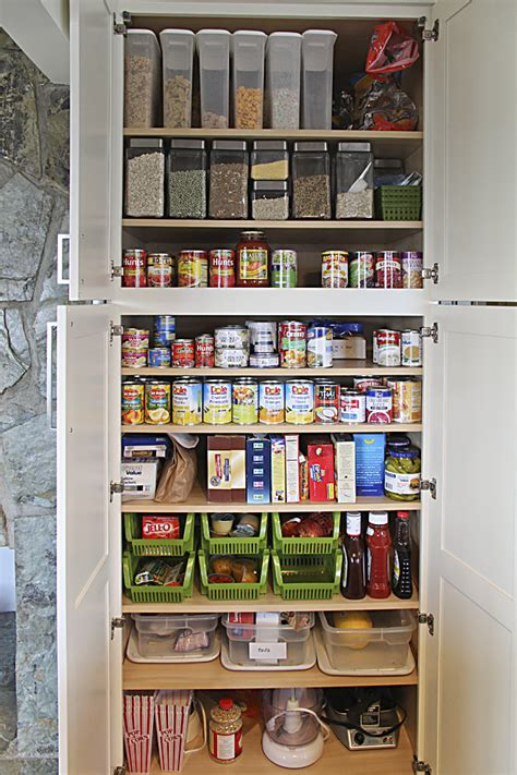how to organize a pantry with deep shelves feng shui friday pantry organization montana prairie tales