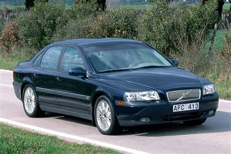 2001 volvo s80 specs 2001 volvo s80 reviews specs and prices cars