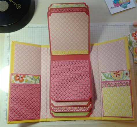 How To Make A Paper Photo Album - magnolia s place mini album journaling