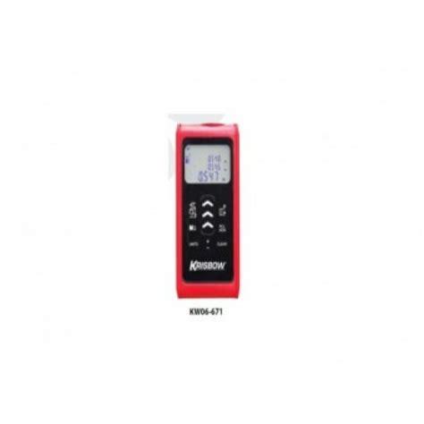 Termometer Digital Krisbow laser distance meter 90m krisbow kw06 671 geo multi