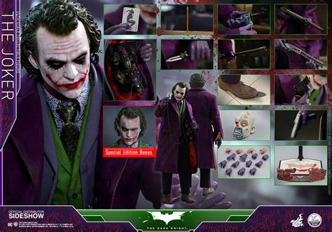 Four Of A Joker 1 dc comics the joker quarter scale figure by toys sideshow collectibles
