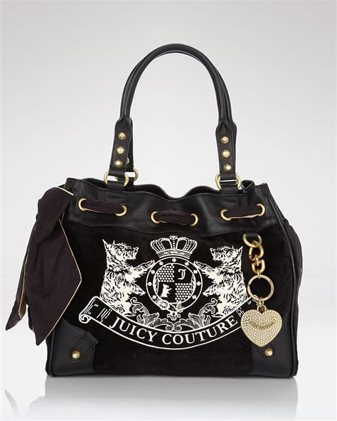 Juicy Couture Gift Card Balance - juicy couture scotty embroidery daydreamer tote bloomingdale s