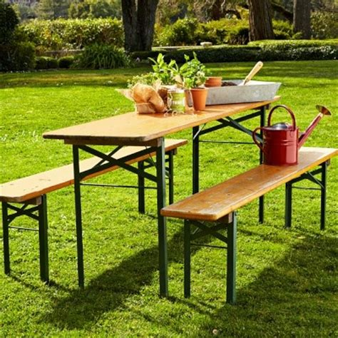 Biergarten Table by 1000 Images About Backyard Biergarten On