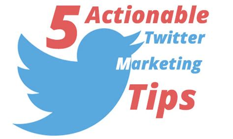 5 Actionable Tips To Make 5 Actionable Marketing Tips