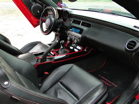 Third Camaro Interior by Interior Mods Camaro5 Chevy Camaro Forum Camaro Zl1