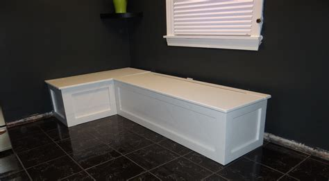 Building A Kitchen Banquette by Interior Design Kitchen Banquette