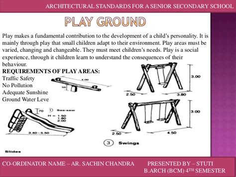 design standards for children s environments pdf architectural standards