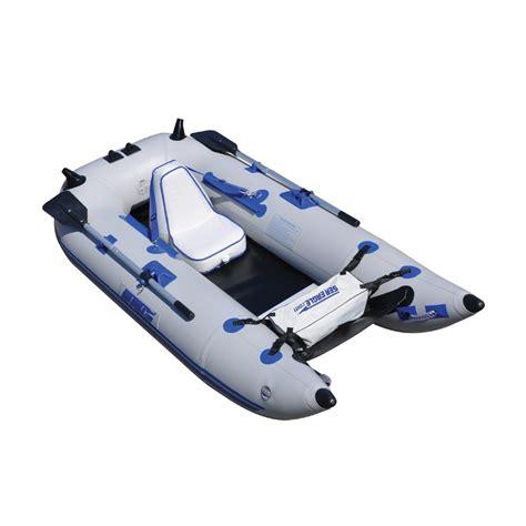sea eagle inflatable boats sea eagle boats 285fpbk d frameless deluxe inflatable