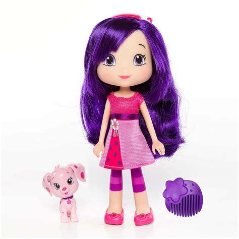 strawberry shortcake fashion doll 6 inch strawberry shortcake 6 inch fashion doll with pet cherry