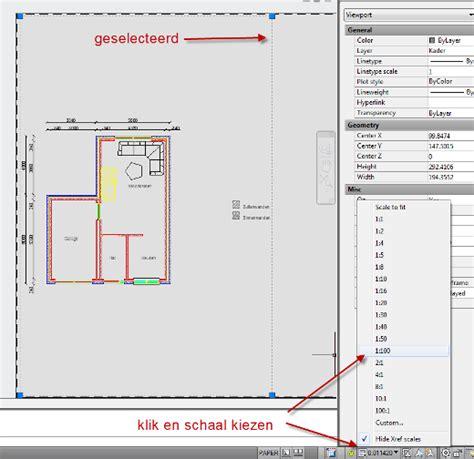 sketchup layout op schaal plotten in autocad deel 2 plotten met viewports