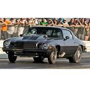 3000HP Second Gen Camaro Street Car  DragTimescom Drag