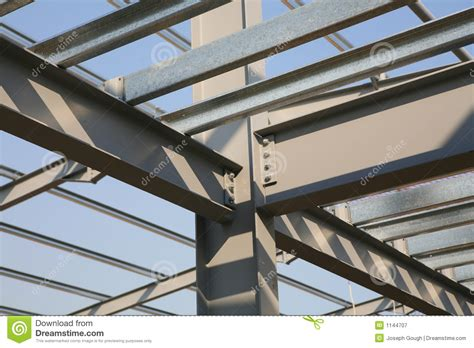 what is en steel construction structural steel stock image image 1144707