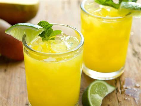 mango agua fresca recipe