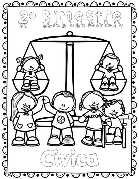 ejercicios de formacion civica y etica para colorear portada formaci 243 n c 237 vica y 201 tica bloque ii portada