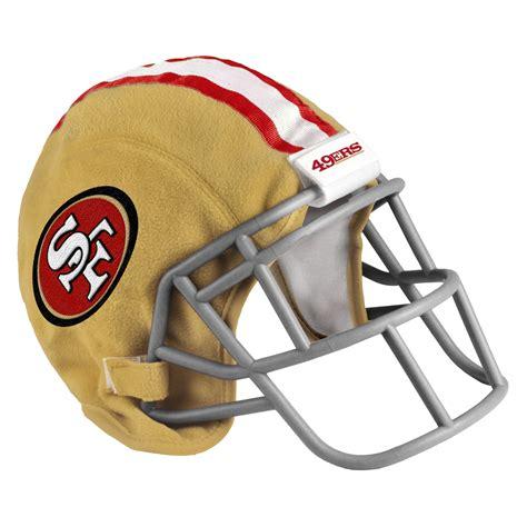 sf 49ers fan store nfl san francisco 49ers helmet hat fitness sports