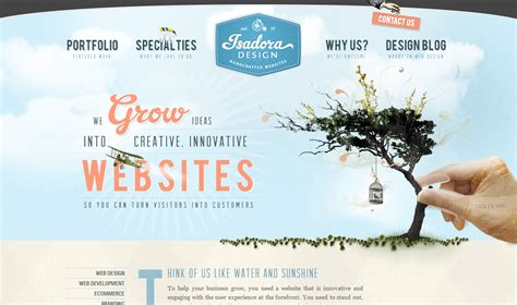 web design from home in trend best home page design
