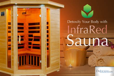 Doctor Detox Infrared Sauna by Detoxify Your With Infrared Sauna Drjockers