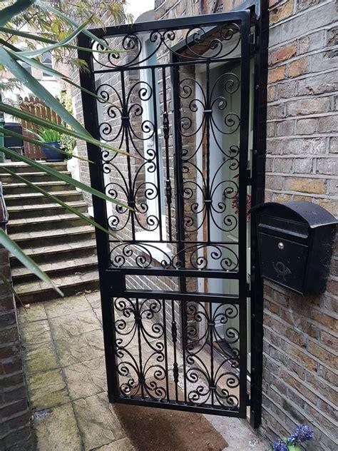 homesecuritysystems security door door gate design