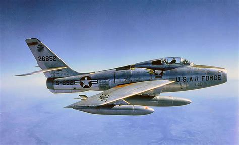 republic f 84 series modeler s reference