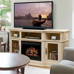 Electric Fireplaces Island by Dimplex Portobello Parchment Electric Fireplace Entertainment Center With Logs Gds25 1245p