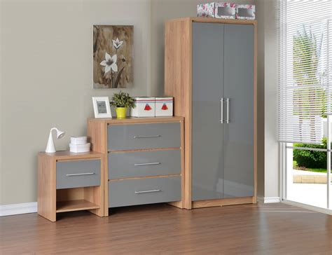 Bedroom Furniture Grey Gloss Wholesale Beds And Furniture