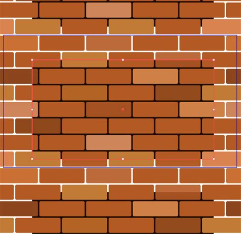 illustrator pattern brick how to create a brick seamless background in adobe illustrator