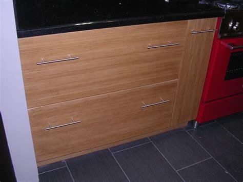 flat panel cabinets bamboo flat panel kitchen cabinets