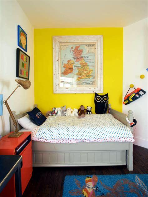 Yellow Wall In The Nursery Interior Design Ideas Ofdesign Nursery Interior Designer