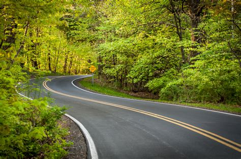 hp wallpaper winding road everyday is a winding road our great american adventure
