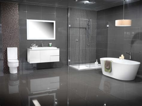 gray bathrooms ideas grey modern ideas with modern grey bathroom remodel