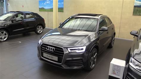 Audi Q3 Neues Modell 2016 by Audi Q3 2017 In Depth Review Interior Exterior