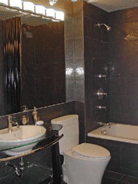 guest bathroom contemporary bathroom chicago cityliving interior design chicago il modern streeterville condo