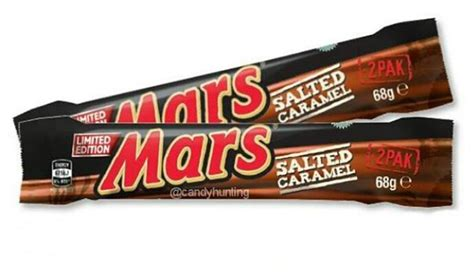 Mars Salted Caramel mars salted caramel bar australia worldwide