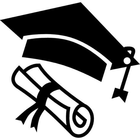 como hacer gorros de graduacion sombrero de graduaci 243 n y diploma descargar iconos gratis