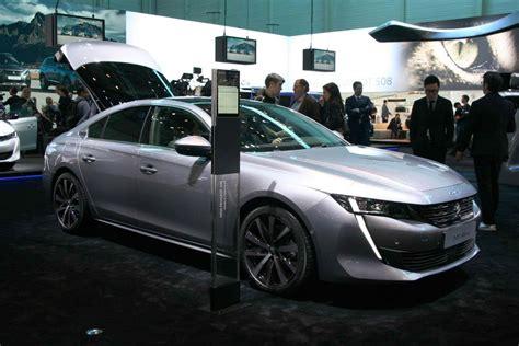 Peugeot 508 New Model 2018 Prix
