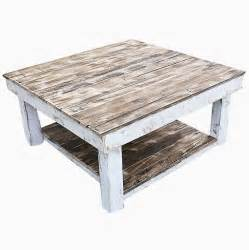 Wooden Coffee Tables Buy A Made Shabby Farmhouse Reclaimed Wood Coffee
