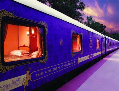 luxury trains of india luxury trains of india golden chariot