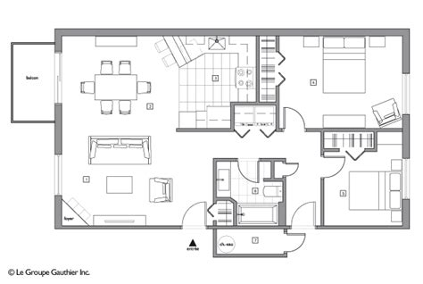 e plans com plan appartement 4 1 2