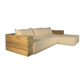 sofa tupari chaise esquerdo sofas ambiente eventos