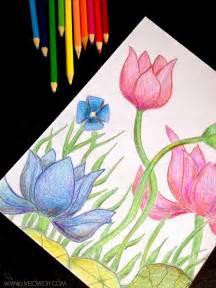 how to use water color pencils livelovediy how to use watercolor pencils aka my