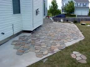 slate for backyard patio slate install need help ceramic tile