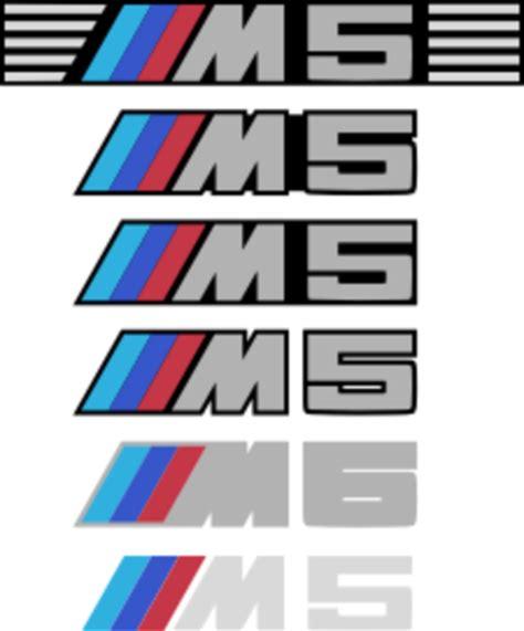 logo bmw vector image gallery m5 logo