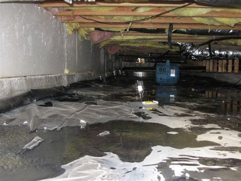 flooded basement cleanup gilford laconia